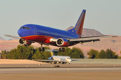 Southwest Airlines (SWA) - Boeing 737-300 - N658SW - McCarran International Airport (LAS) - Las Vegas - September 23, 2013 2 1026 RT CRP (TVL1970) Tags: nikon nikond90 d90 nikongp1 gp1 geotagged nikkor70300mmvr 70300mmvr aviation airplane aircraft airliners mccarraninternationalairport mccarranairport mccarran mccarraninternational lasvegas las klas n658sw southwestairlines southwest swa oymml maerskair maersk ec356 ecest ec784 ecfkc aireuropa n961wp westernpacificairlines westernpacific westpac wp boeing boeing737 boeing737300 737 b737 b733 737300 boeing7373l9 7373l9 cfminternational cfmi cfm56 cfm563b2