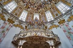 Ettal (===\WR\===) Tags: deutschland bayern germany bavaria pfaffenwinkel benediktiner abtei ettal kirche barock rokoko sony alpha ilce7m2 a7m2 a7ii a7markii carl zeiss zeissjena ddr flektogon 20mm