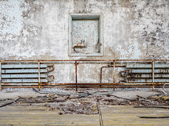 LR Chernobyl 2019-5312041 (hunbille) Tags: birgitteukraine20196lr ukraine chernobyl exclusion zone exclusionzone radiation nuclear disaster 1986 pripyat сhеrnоbуl nuсlеаr abandoned derelict palaceofculture palace culture energetik energetic gymnasium rust rusty