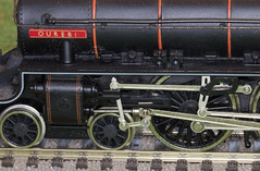 Macro Monday - wheels.  Ourebi B1 61026 (alisonhalliday) Tags: macromondays wheels macro train railways modelrailway modeltrains canoneos77d sigma105mm