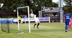Goal (Flash_Gordon_Photo) Tags: wombles afc wimbledon wexford fc ireland footbal footy