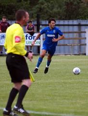 Will (Flash_Gordon_Photo) Tags: wombles afc wimbledon wexford fc ireland footbal footy