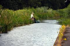 Basingstoke Canal Ash-Aldershot 30 June 2019 020 (paul_appleyard) Tags: basingstoke canal ash aldershot june 2019 waterway hampshire surrey solitary peaceful resting