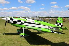 G-RVEI (GH@BHD) Tags: grvei vans rv rv8 airbritain airbritainflyin airbritainflyin2019 turwestonairfield turweston aircraft aviation