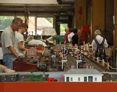 DSC00267 (Alexander Morley) Tags: bluebell railway model weekend 2019 sheffield park