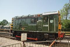 DSC00231 (Alexander Morley) Tags: bluebell railway model weekend 2019 sheffield park class 09 d4106