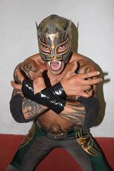 Xtreme Tiger (Daniela Herrerías) Tags: luchalibre lucha libre xtremetiger xtreme tiger mexican masked wrestler luchador mexicano enmascarado
