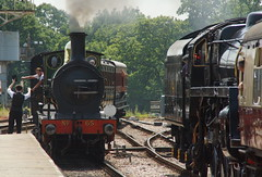 DSC00332 (Alexander Morley) Tags: bluebell railway model weekend 2019 horsted keynes secr 01 65 73082 standard class 5