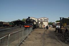 DSC00220 (Alexander Morley) Tags: bluebell railway model weekend 2019 sheffield park 263 80151
