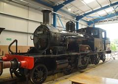DSC00189 (Alexander Morley) Tags: bluebell railway model weekend 2019 sheffield park lswr adams radial 488