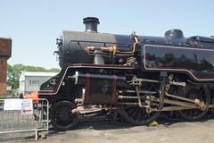 DSC00181 (Alexander Morley) Tags: bluebell railway model weekend 2019 sheffield park 80151 standard class 4mt