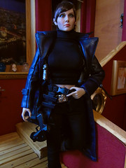 Mercy Dante (Study) (Blondeactionman) Tags: mercy dante phicen doll playscale bamhq study diorama agentofbam onesixth onesixthscale
