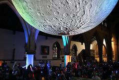 Dorset moon (arripay) Tags: dorset moon museum museumofthemoon dorsetmoon st peters church bournemouth arts uk