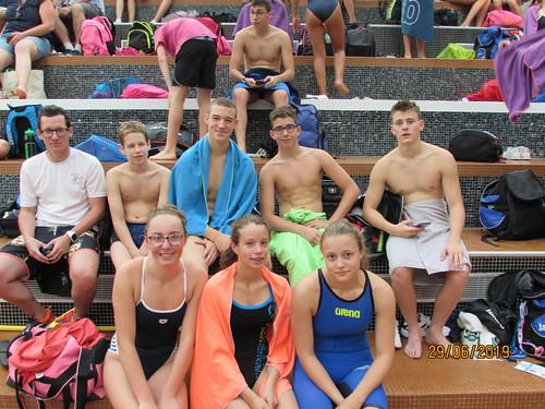 Championnat Régionnaux été - Tours - 28 29 juin 2019 - 50 m