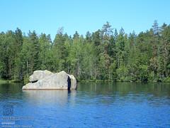 Lake Kivikesku (PeepeT) Tags: kivikesku lake järvi nokia nature naturereserve luonto luonnonsuojelualue luontokuvaus naturephotography suomenluonto siirtolohkare glacialerratic finnishnature summer kesä