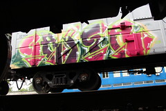 IMG_1368 (Freight_punk) Tags: saber freighttraingraffiti freighttrainwriting russianfreightgraffiti freightgraffiti fr8 freightheaven freightporn freighttrain freightlife freightlove freightaddict colorful graffiti boxcar moscow russia