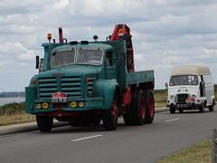 Tour de Bretagne 2019 - camion berliet (BOSTO62) Tags: tourdebretagne automobile wagen car anciennes 2019 camion berliet truck