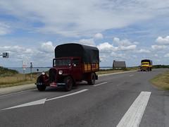 Tour de Bretagne 2019 - camion citroen (BOSTO62) Tags: tourdebretagne automobile wagen car anciennes 2019 camion citroen truck