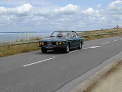 Tour de Bretagne 2019 - BMW E9 - 2.8 CSI (BOSTO62) Tags: tourdebretagne automobile wagen car anciennes 2019 bmw bmwe9 csi coupé