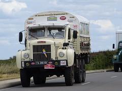 Tour de Bretagne 2019 - Berliet (2) (BOSTO62) Tags: tourdebretagne automobile wagen car anciennes 2019 camion berliet