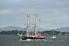 TS Royalist (Zak355) Tags: rothesay isleofbute bute scotland scottish tsroyalist sailing sail ship boat vessel masts riverclyde cadets