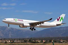 Wamos Air  Airbus A330-243 EC-MNY (widebodies) Tags: palma de mallorca pmi lepa widebody widebodies plane aircraft flughafen airport flugzeug flugzeugbilder wamos air airbus a330243 ecmny