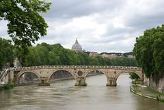 Rom, Tiber, Ponte Sisto (HEN-Magonza) Tags: rom rome roma italien italy italia tiber pontesisto rioneregola