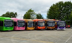 Reading Buses (PD3.) Tags: adl enviro 300 reading berkshire berks bus buses england uk transport fun day