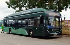407 YR13PMO (PD3.) Tags: adl enviro 300 greenwave 407 yr13pmo yr13 pmo reading berkshire berks bus buses england uk transport fun day