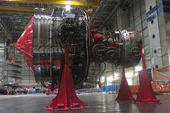 Rolls Royce Trent XWB (Martin J. Gallego. Siempre enredando) Tags: airbus 350 a350 a350xwb rollsroyce trent rollsroycetrent