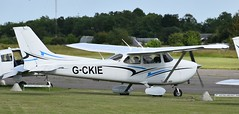 Photo of G-CKIE