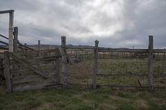 """76"" Ranch Corrals - DSC_3947a (Markus Derrer) Tags: grasslandsnationalpark grasslands markusderrer saskatchewan may spring prairie corral abandoned ranch"