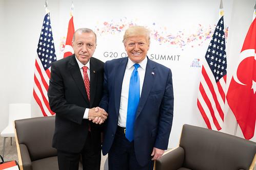 President Trump and President Erdogan, From FlickrPhotos