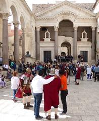 Split Town Square (dramadiva1) Tags: