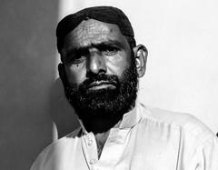 Labour Hakim-2 (tofbruno) Tags: labour pentax portrait bw blackandwhite monochrome kingdom pachtoune saudi arabia k30
