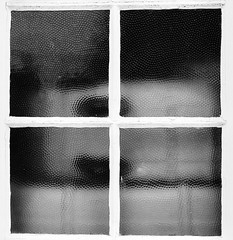 Glass (remiklitsch) Tags: cottage remiklitsch leica grey white black vintage old window glass