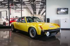 Porsche 914-6 at PECLA (49er Badger) Tags: porsche 9146 experience center pecla