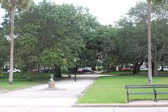 White Point Garden, South entrance (MJRGoblin) Tags: park southcarolina charleston 2019 charlestoncounty whitepointgarden