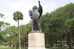 White Point Garden, Confederate Defenders of Charleston (MJRGoblin) Tags: park southcarolina charleston 2019 charlestoncounty whitepointgarden