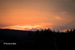 Abendrot vom Balkon aus, mit Inselhotel-30.6.19-05506 (richardmak) Tags: sonnenuntergang abendrot abendstimmung