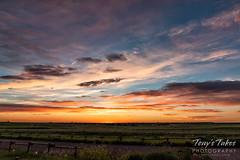 June 29, 2019 - A beautiful Colorado sunrise. (Tony's Takes)