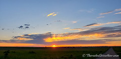 June 30, 2019 - A nice looking sunrise on the plains. (ThorntonWeather.com)