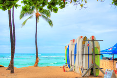 Waikiki Beach - Honolulu, Oahu, Hawaii (J.L. Ramsaur Photography) Tags: jlrphotography nikond7200 nikon d7200 photography photo oahuhi 25thanniversary honolulucounty hawaii 2019 engineerswithcameras islandsofhawaii photographyforgod hawaiianislands islandphotography screamofthephotographer ibeauty jlramsaurphotography photograph pic oahu tennesseephotographer oahuhawaii 25years anniversarytrip bucketlisttrip thegatheringplace 3rdlargesthawaiianisland 20thlargestislandintheunitedstates therainbowstate surfboards waikikibeach waikiki honoluluoahuhawaii honoluluhawaii honoluluhi palmtrees bluesky deepbluesky beautifulsky whiteclouds clouds sky skyabove allskyandclouds wherethemapturnsblue ilovethebeach ocean beach bluewater blueoceanwater sea sand pacificocean