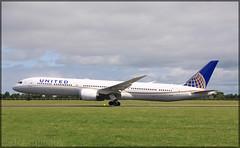 N12004 Boeing 787-10 United Airlines (elevationair ✈) Tags: dub eidw dublin airport dublinairport ireland avgeek aviation airplane plane departure rotate sun sunny sunshine summer dreamliner boeing 787 78x boeing78710 united unitedairlines n12004