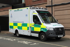 SF19 KTA Scottish Ambulance Service (C812JGB) Tags: sf19kta sf19 kta mercedesbenz merc mercedes benz sprinter was emergency ambulance ambulancia ambulanza ambulans ambo 999 911 112 medical paramedic clydebank glasgow scotland scottish service van vehicle