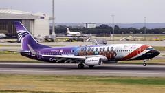 SUGEN 737 Egyptair (Anhedral) Tags: sugen boeing 737 737800 egyptair msr heathrow
