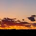 Sunset at Carlsbad Caverns National Park