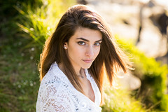 Look at me Now (popz.photographie) Tags: look shoot miss basque paysbasque euskadi guethary girl beautiful moment