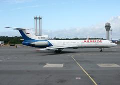 RA-85832 Tupolev 154 Rossiya (@Eurospot) Tags: tupolev tu154 ra85832 pulkovo rossiya
