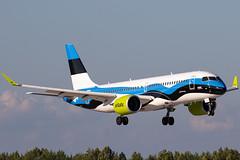 BT_BSC3_OSL_Logojet_Estonia (knut_nordlid) Tags: a220 airbaltic bsc3 bt logojet osl insta